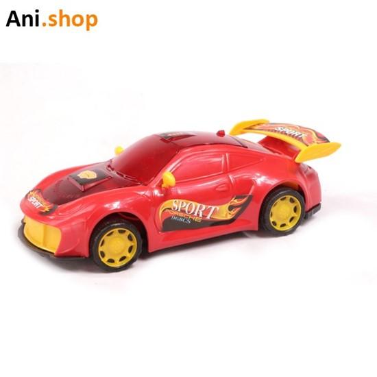 ماشین مسابقه ای پاگانی قرمز