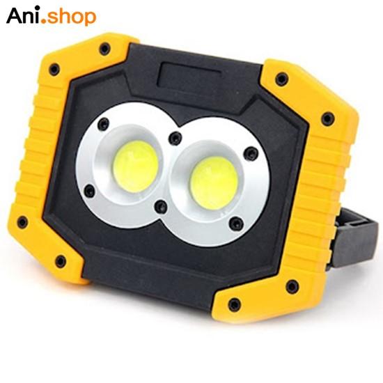 چراغ کار LED با باتری قابل شارژ – لامپ نقطه ای XPG